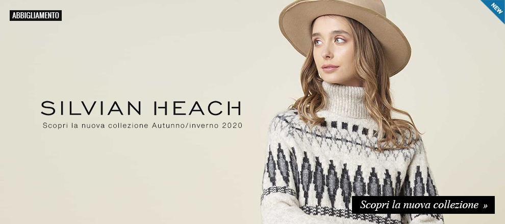 Novit&agrave Abbigliamento Silvian Heach 2020;