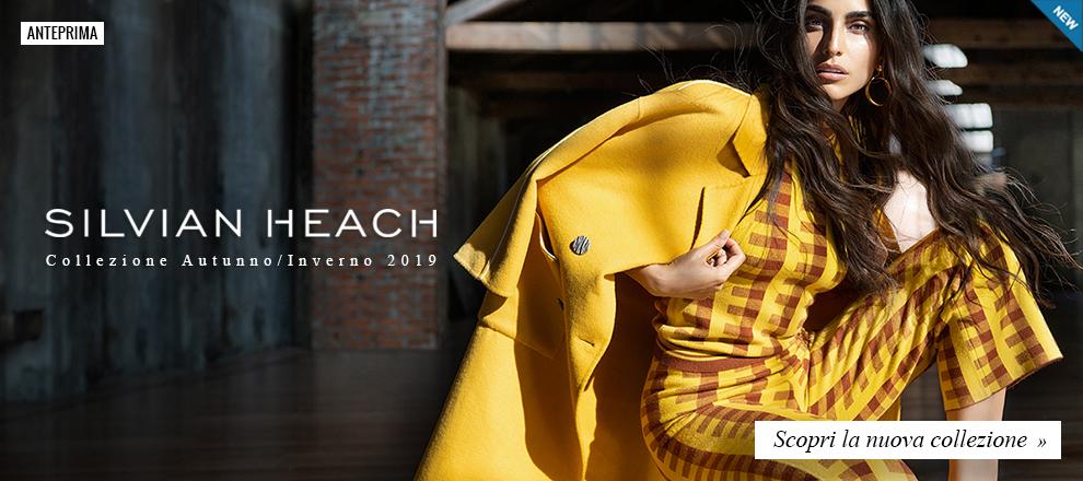 Novit&agrave Abbigliamento Silvian Heach 2019;