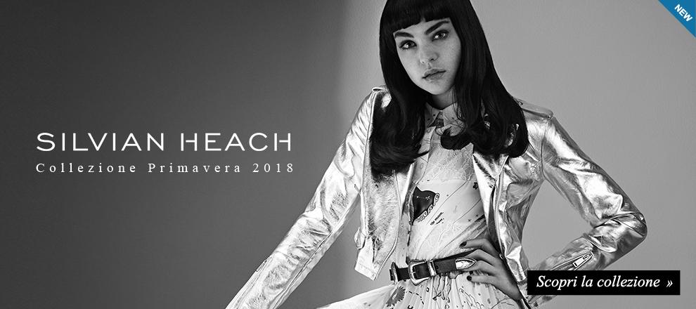 Silvian Heach - Nuova collezione Spring Summer 2018