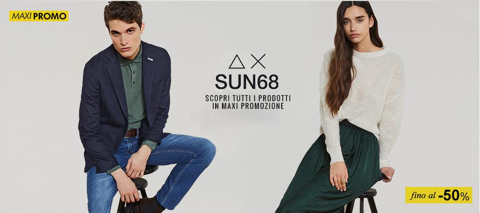 Sun 68 Maxipromozioni