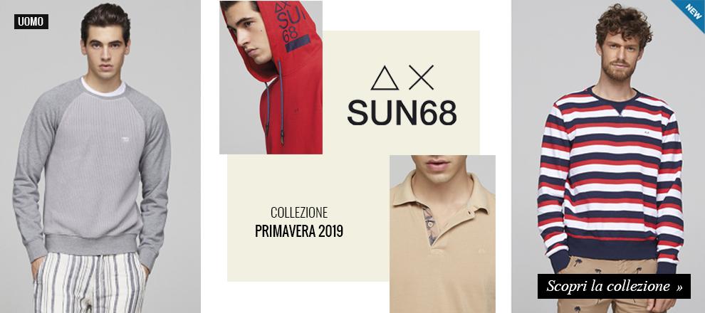 1c89560b59c0 SUN68 Abbigliamento  scopri lo shop da Maxi Sport