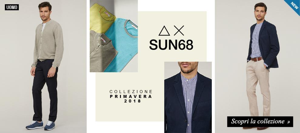 Sun 68 - Collezione Primavera 2018 Uomo