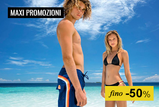 Maxi Promozioni Sundek