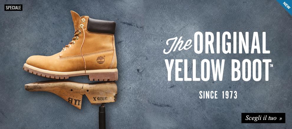 Timberland - Original Yellow Boot