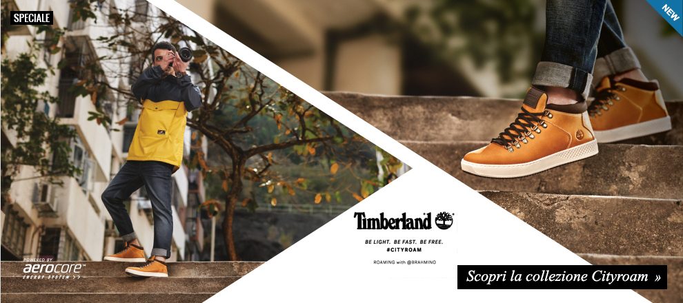 Timberland Cityroam
