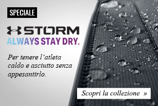 Speciale Under Armour Storm®