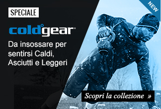 Speciale Under Armour Coldgear;