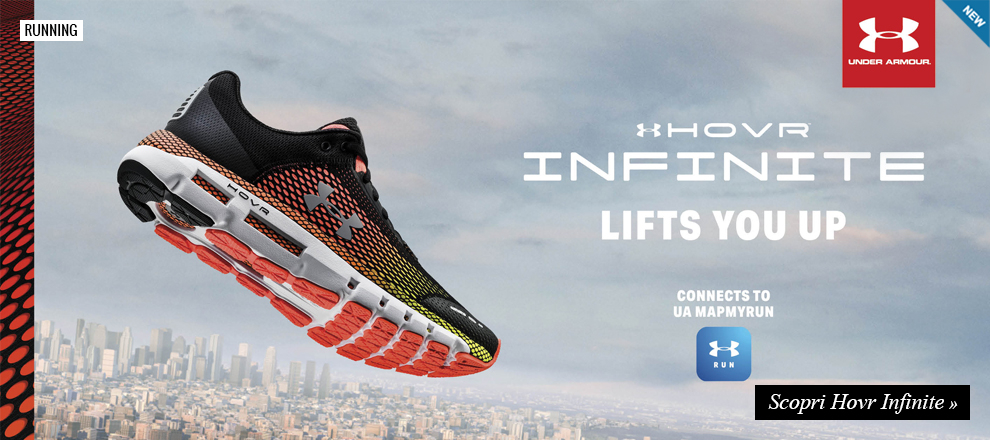 Under Armour Running HOVR Infinite