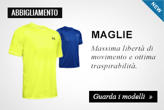 Under Armour Maglie