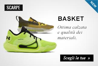 Scarpe basket Under Armour
