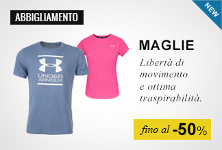 Under Armour Maglie a -50%
