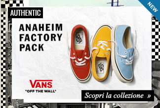 Vans Authentic Collection
