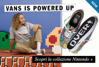 Vans Nintendo Collection