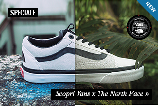 Limited Edition Vans X The North Face