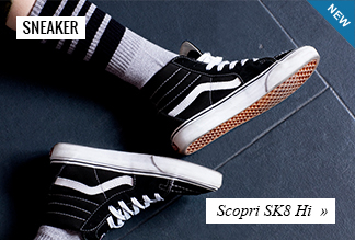 Collezione Sneaker Vans Sk8 Hi