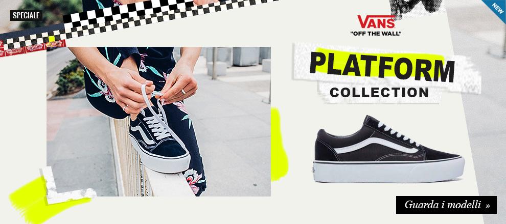 Speciale sneaker Vans Platform