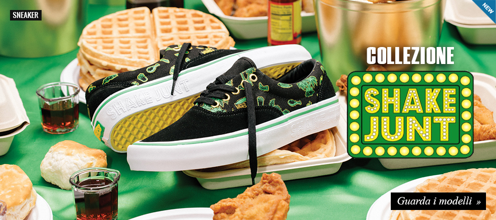 Vans Shake Junt collection