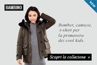 Nuova Collezione Woolrich Bambino