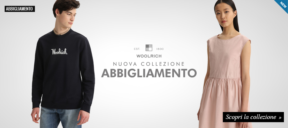 Abbigliamento Woolrich 2021