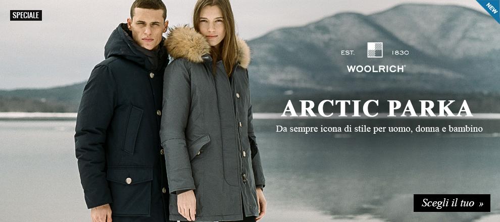 Woolrich Arctic Parka Nuova Collezione