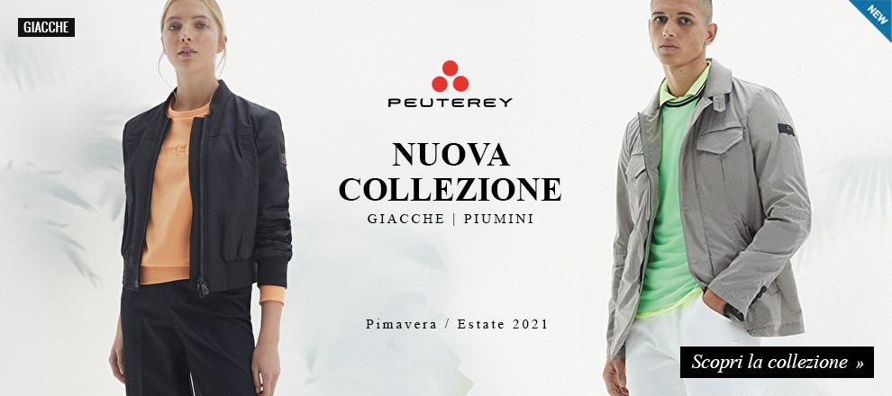 Nuova collezione giacconi Peuterey per uomo , donna e bambino