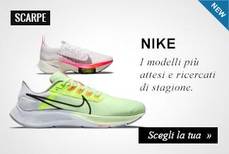 Novità scarpe running Nike