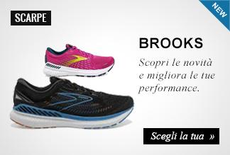 Novità scarpe running Brooks