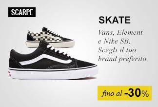 Scarpe Skateboard