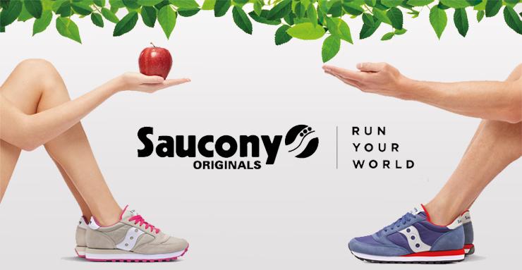 18afe7f893 Saucony Originals: acquista sull'Online Shop di Maxi Sport