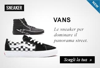 Novità sneaker Vans