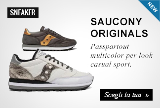 Novità sneaker Saucony Originals