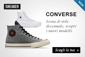 Novità sneaker Converse