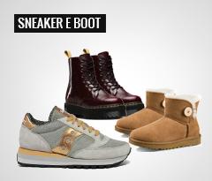 Sneaker e Boot