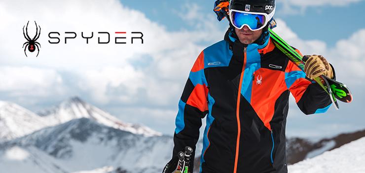 dd38eab95d65 Marchio leader nel mondo Skiwear fondato da David Jacobs nel 1978, Spyder  rappresenta l'essenza dello sci moderno. Grazie a decenni di storia, ...
