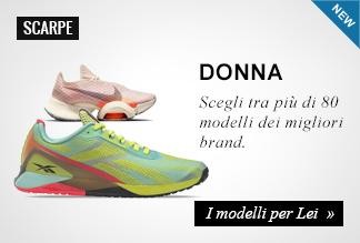 Novità scarpe training Donna