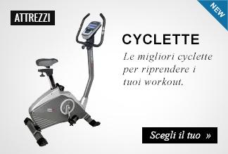 Novità Cyclette