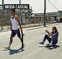 Moda Casual su maxisport.com
